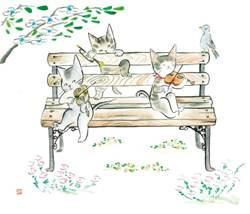 benchino_neko音楽と猫