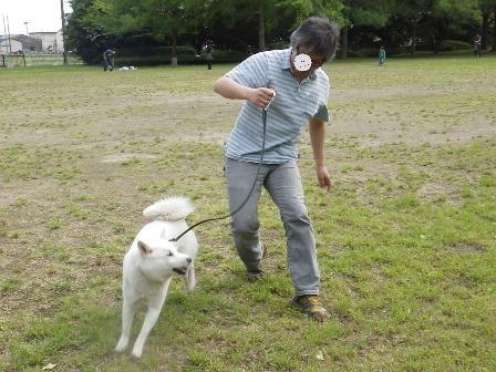 2012.5.13 父ともラン!