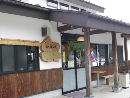 2012.6.3 お蕎麦屋さん