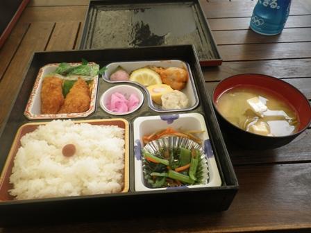 2012.6.7 昼食