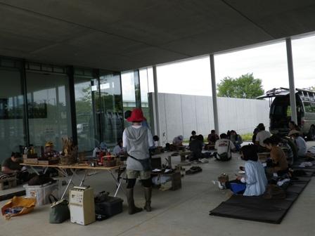 2012.6.16 マイ箸作り