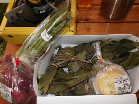 2012.6.17 産直野菜など