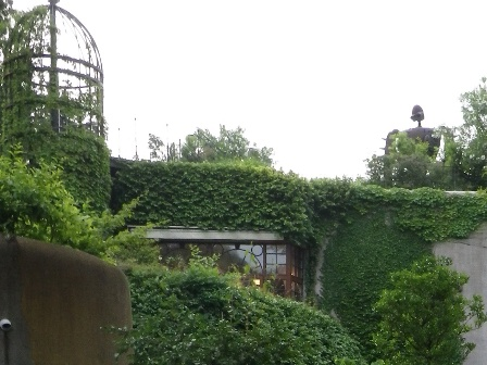 2012.6.22 三鷹の森ジブリ美術館・ラピュタ2