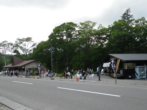 2012.6.25 c 駐車場前の様子