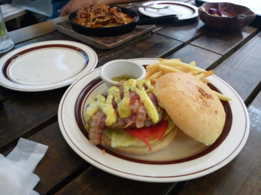 2012.7.2 ハンバーガー