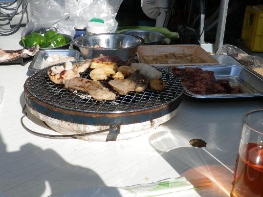 2012.9.8 焼き肉1