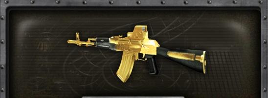 AK Gold chaina