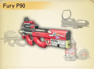 Fury P90