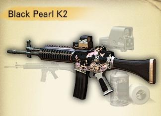 Black Pearl K2