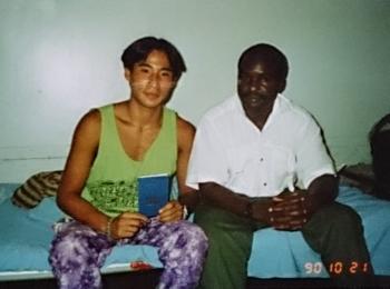 21歳のケニア