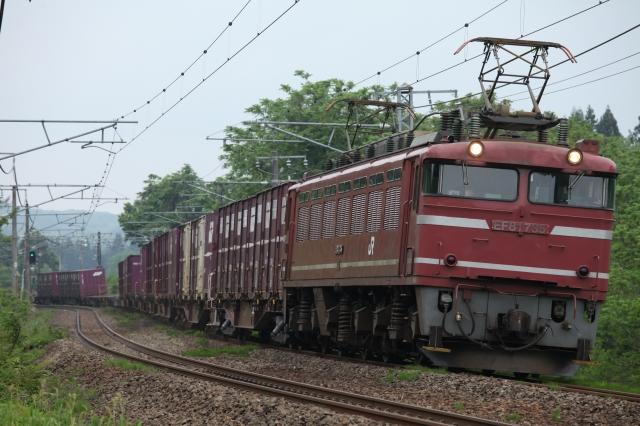 3093レ EF81-735