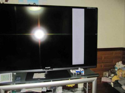故障テレビ