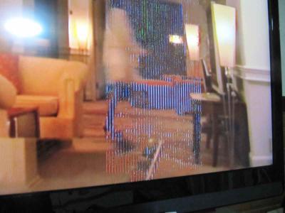 故障テレビ1