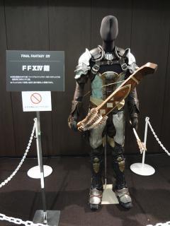 展示:FF14鎧