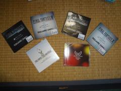 おみやげ:CD類