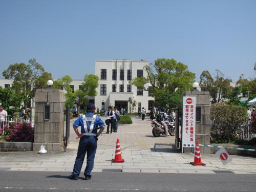 イベント開催時の豊郷小学校