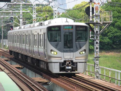 225系浅香駅