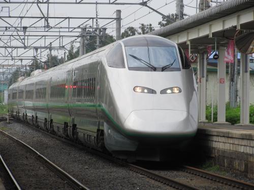 E3系2000番台(高畠駅)