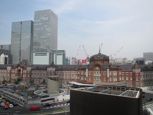 東京駅(6月15日)