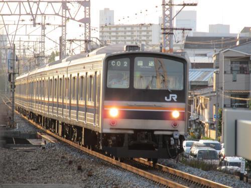 205系塚本