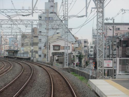 土井駅~滝井駅間