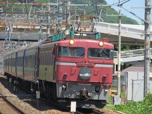 臨時日本海 島本駅