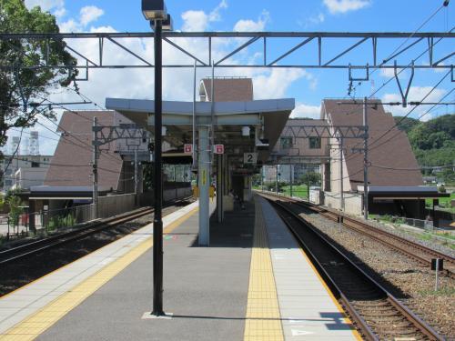島本駅構造