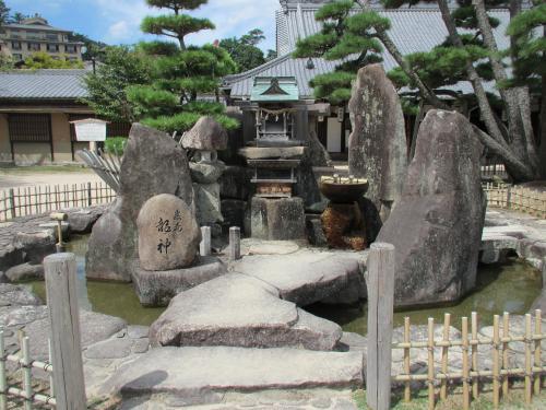厳島神社龍神
