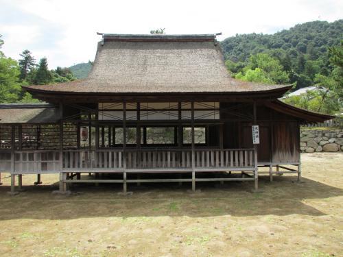 厳島神社天神社