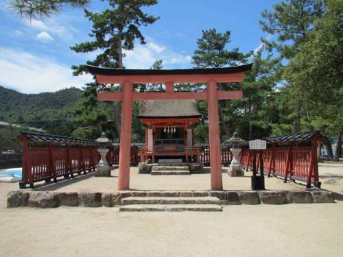 厳島神社清盛神社