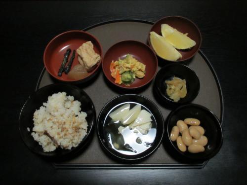 永平寺の食事