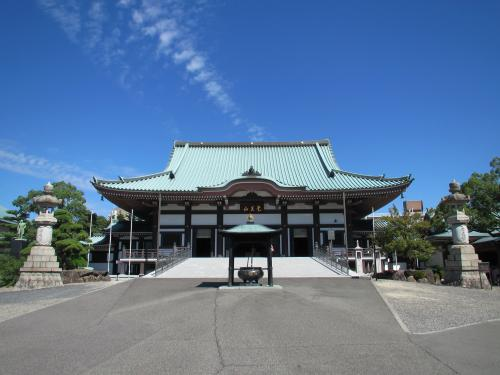 日泰寺本堂