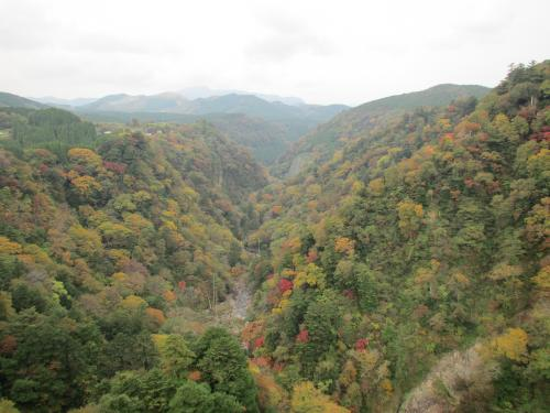 夢大吊橋からの風景1