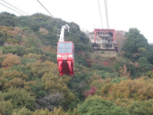 須磨浦公園ロープウェイ
