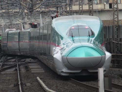 E5系東京駅