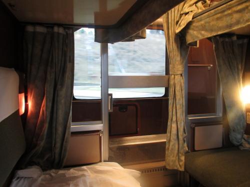 トワイライトエクスプレスB寝台2
