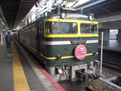 トワイライトエクスプレス大阪