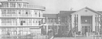 195504 今津中学校1 西宮市(坂本鹿名夫)