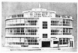 195512 温泉小学校1 新温泉町(坂本鹿名夫)