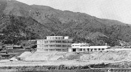 195612 日高中学校 日高町(坂本鹿名夫)