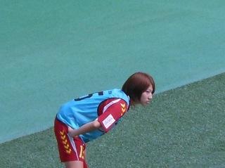田中陽子の茶髪?画像1