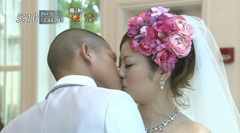 亀田興毅と嫁・伊東美香の画像6