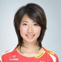 ワールドカップで注目の田中陽子、卒アル画像
