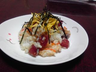 てこね寿司1