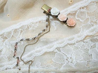 薔薇とクリスタライズのパールフリンジヘアクリップ4_convert_20120510224336