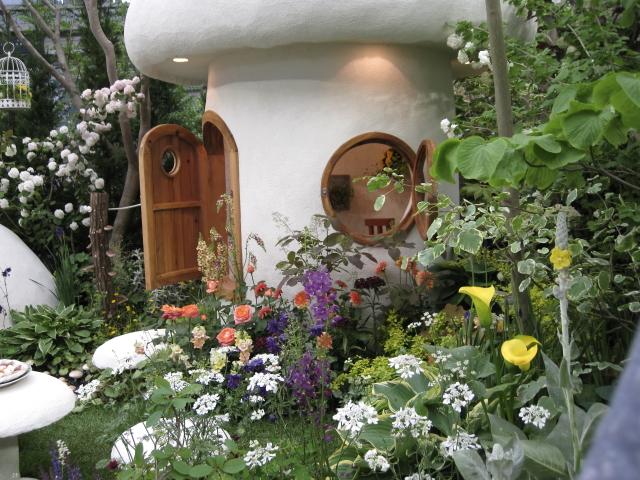 庭園 夢の庭園