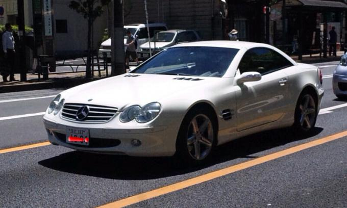 BENZ  SL  500_20120802