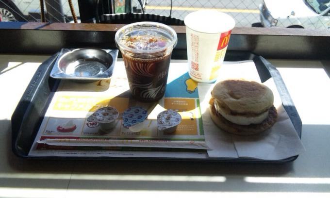 SAUSAGE  EGG  McMUFFIN_20120819