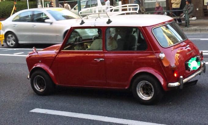 MORRIS  mini  cooper_20121102