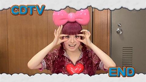 きゃりーぱみゅぱみゅ、CDTV
